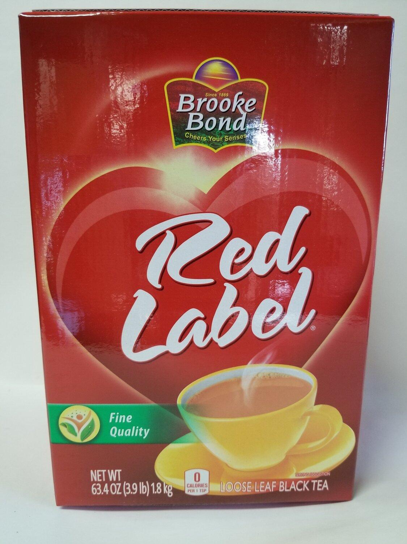 Red Label - Tea Leaves (1.8kg)