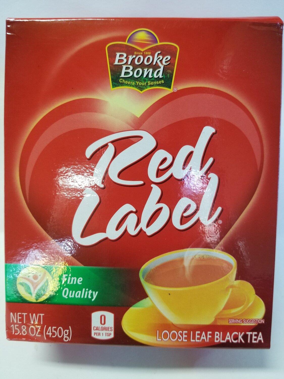 Red Label - Tea Leaves (450gr)