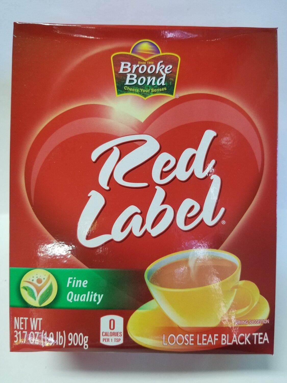 Red Label - Tea Leaves (900gr)