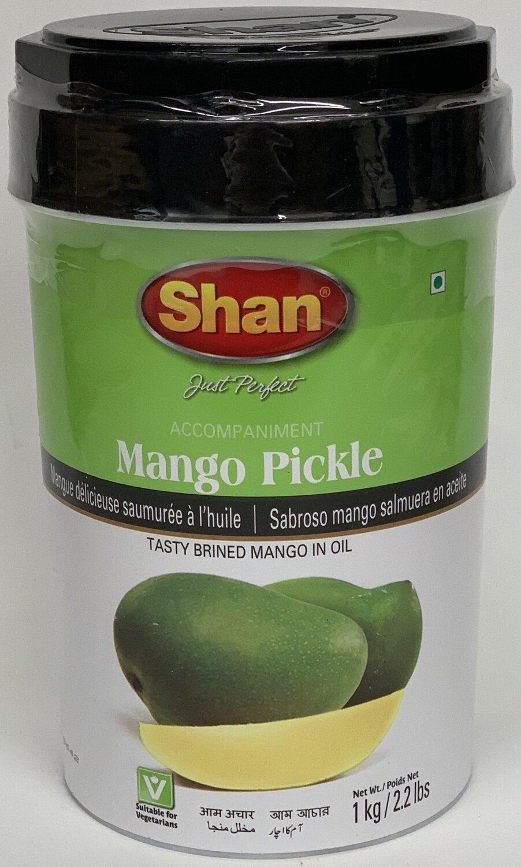 Shan - Mango Pickle (1kg)