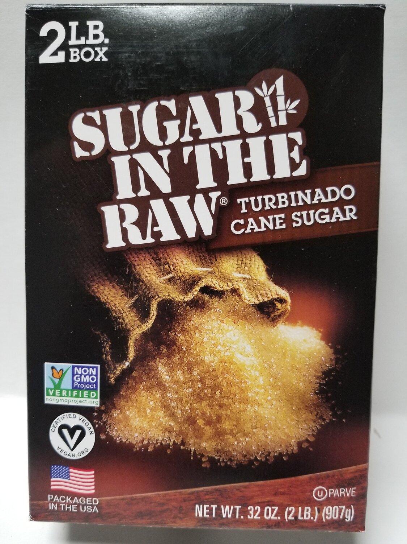 Sugar in the raw - Turbinado Sugar in the raw (2lb)