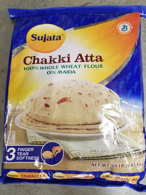 Sujata - Atta Chakki (20lb)