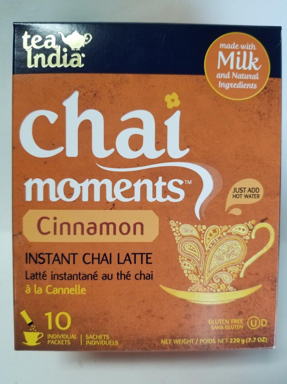 Tea India - Cinnamon Mix (10bg)