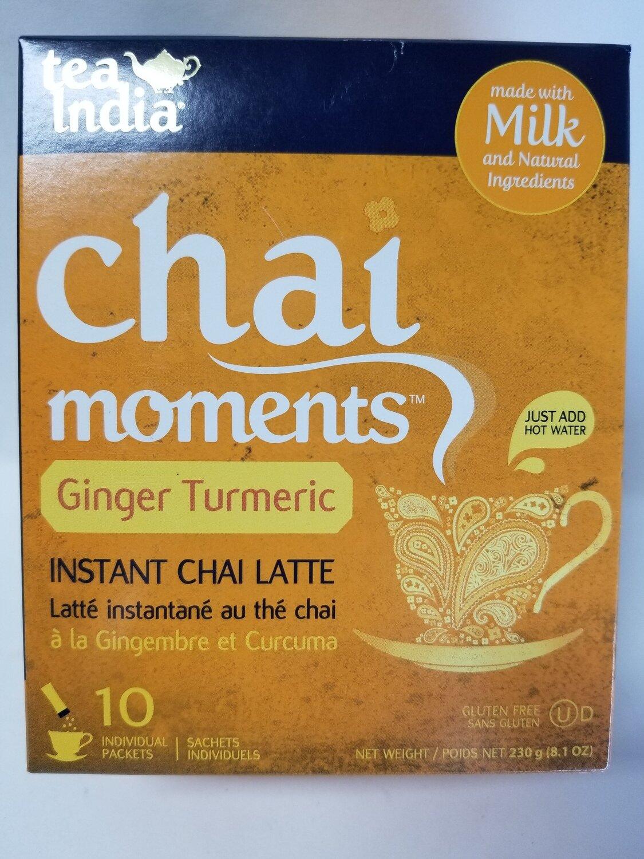 Tea India - Turmeric Ginger Mix (10bg)
