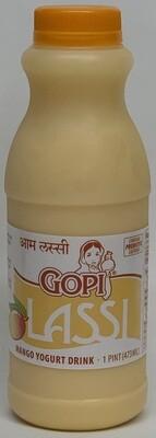 Gopi - Mango Lassi Yogurt Drink (16oz)
