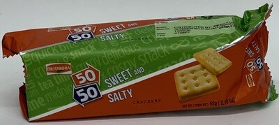 Britannia - Fifty Fifty Sweet & Salty (2.2oz)
