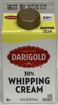 Darigold - Whipping Cream (1pt)