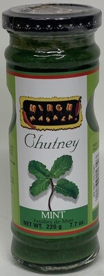 Mirch Masala - Mint Chutney (9oz)
