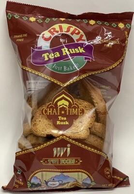 Crispy - Tea Rusk Wheat Brown (200gr)