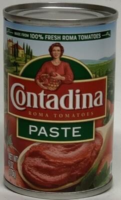 Tomato Paste  (6oz) Available brand
