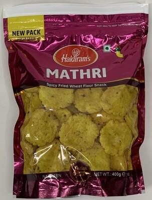 Haldiram - Mathri  (400gr)