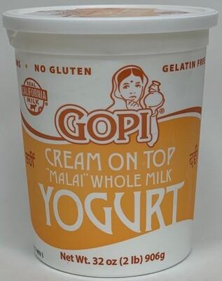 Gopi - Malai Yogurt (2lb)