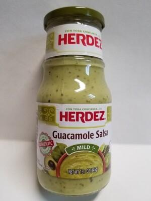 Herdez - Guacamole Salsa (445gr)
