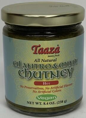 Taaza - Cilantro Mint Chutney (9oz)