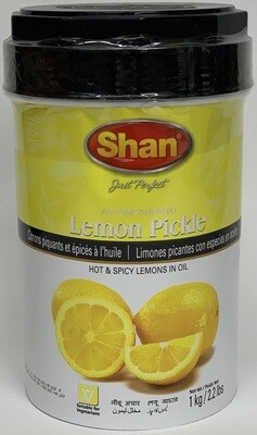 Shan - Lemon Pickle (1kg)
