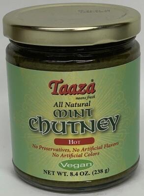 Taaza - Mint Chutney (9oz)