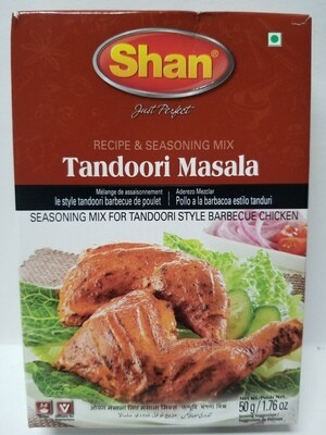 Shan - Tandoori Chicken BBQ Masala Mix (50gr)