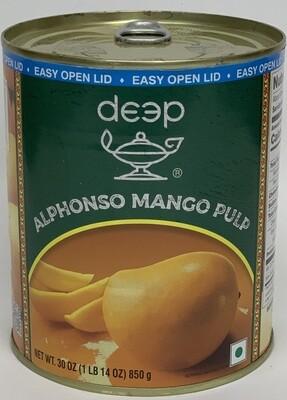 Deep - Alphanso Mango Pulp (850g)