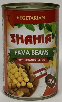 Fava Beans Lebanese Recipe (450g) Available brand