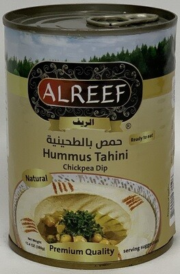 Alreef - Hummus Tahini  (380gr)