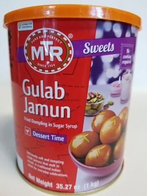 MTR - Gulab Jamun Tin (1kg)