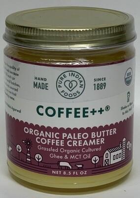 Pure Indian Foods - Coffee Ghee Organic (8.50Z)