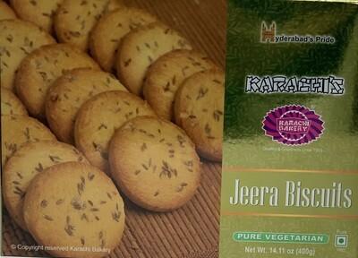Karachi Bakery - Jeerai Biscuits (400gr)