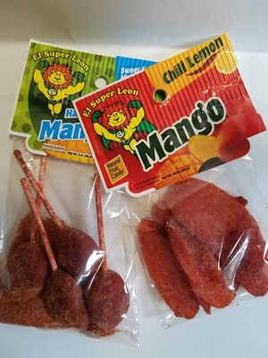 El Super Leon - Mango Chilli Lemon (56g)