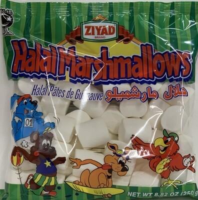 Ziyad - Halal Marshmallows (250gr)