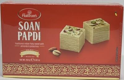 Haldiram - Soan Papdi (250gr)