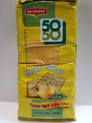Britannia - Fifty Fifty Maska Chaska Family (372gr)