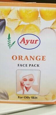 Ayur - Face Pack Orange (100gr)