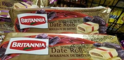 Britannia - Date Roll  (3.2oz)
