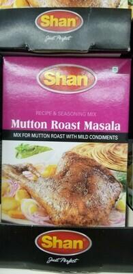 Shan - Mutton Roast Masala Masala Mix (50gr)