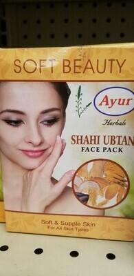 Ayur - Face Pack Shahi Uptan (100gr)