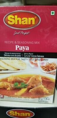 Shan - Paya Curry Masala Mix (50gr)