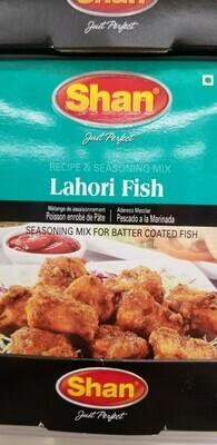 Shan - Lahori Fish Masala (50gr)