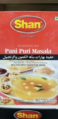 Shan - Pani Puri Masala Mix (100gr)