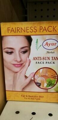 Ayur - Face Pack Anti Sun (100gr)