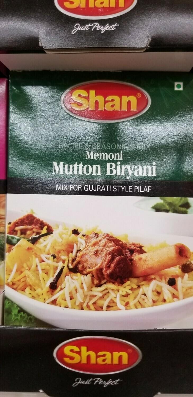 Shan - Memoni Mutton Biryani Masala Mix (60gr)
