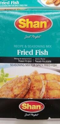 Shan - Fried Fish  (50gr)