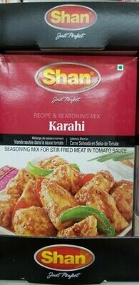 Shan - Karahi Fry Gosht Curry Masala Mix (50gr)