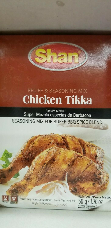 Shan - Chicken Tikka Bbq Masala Mix (50gr)
