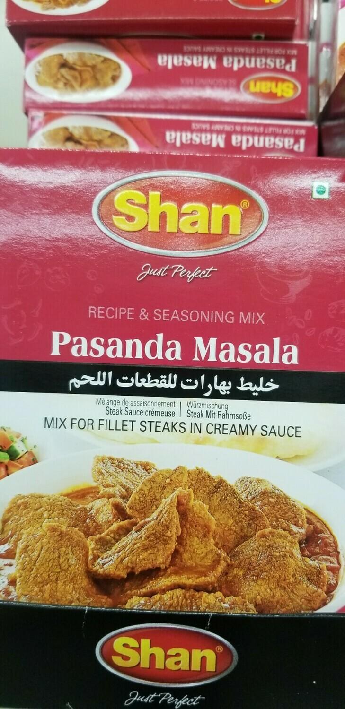 Shan - Pasanda Curry Masala Mix (50gr)