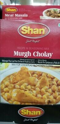 Shan - Murgh Cholay Curry Masala Mix (50gr)