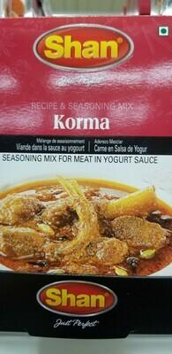 Shan - Korma Curry Masala Mix (50gr)