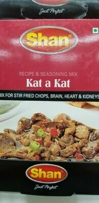 Shan - Kat A Kat Curry  Masala Mix (50gr)