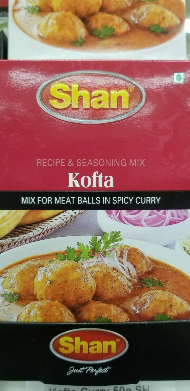 Shan - Kofta Curry Masala Mix (50gr)