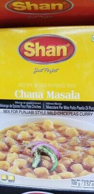 Shan - Chana Masala Mix (60gr)