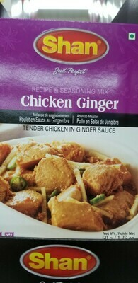 Shan - Chicken Ginger Masala Mix (50gr)